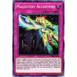 YGO LED6-EN016 Magistery Alchemist