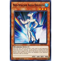 YGO LED6-EN018 Dauphin Aquatique Néo-Spacien /Neo-Spacian Aqua Dolphin