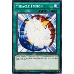 YGO LED6-EN020 Fusion Miraculeuse /Miracle Fusion