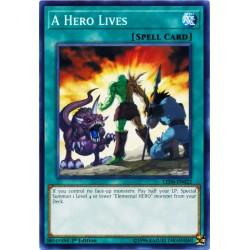 YGO LED6-EN022 A Hero Lives