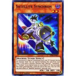 YGO LED6-EN025 Satellite Synchronique /Satellite Synchron