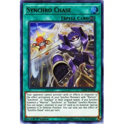 YGO LED6-EN026 Poursuite Synchro /Synchro Chase