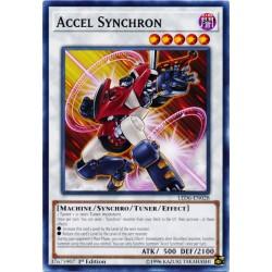 YGO LED6-EN028 Accel Synchronique /Accel Synchron
