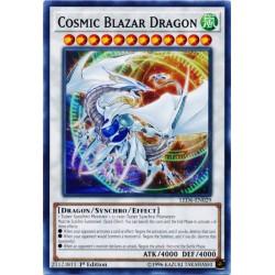 YGO LED6-EN029 Cosmic Blazar Dragon