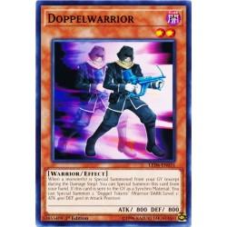 YGO LED6-EN031 Guerrier Double /Doppelwarrior