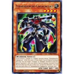 YGO LED6-EN035 Zubababancho Gagagacoat
