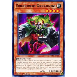 YGO LED6-EN036 Dodododwarf Gogogoglove