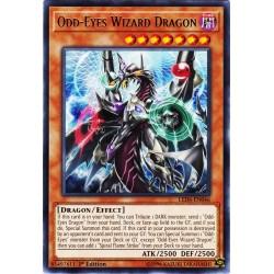 YGO LED6-EN046 Dragon Sorcier aux Yeux Impairs /Odd-Eyes Wizard Dragon