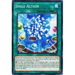 YGO LED6-EN048 Smile Action