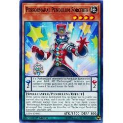 YGO LED6-EN051 Sorcier Pendule Potartiste /Performapal Pendulum Sorcerer