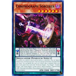 YGO LED6-EN052 Chronograph Sorcerer