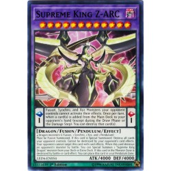 YGO LED6-EN054 Z-ARC, Roi Suprême /Supreme King Z-ARC