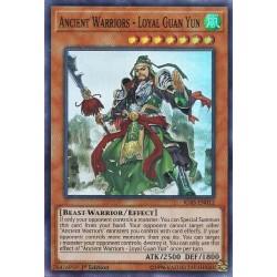 YGO IGAS-EN012 Ancient Warriors - Loyal Guan Yun