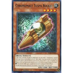 YGO IGAS-EN016 Roquette Tuspa Chronomal / Chronomaly Tuspa Rocket
