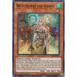 YGO IGAS-EN021 Witchcrafter Genni