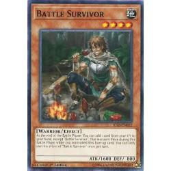 YGO IGAS-EN032 Survivant de Combat / Battle Survivor