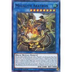 YGO IGAS-EN040 Aratron Mégalithe / Megalith Aratron