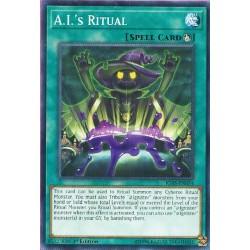 YGO IGAS-EN054 A.I.'s Ritual