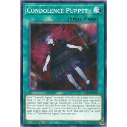 YGO IGAS-EN059 Poupée de Condoléance / Condolence Puppet