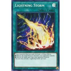 YGO IGAS-EN067 Orage Foudroyant / Lightning Storm