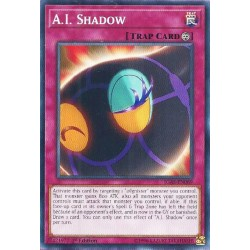 YGO IGAS-EN069 Ombre A.I. / A.I. Shadow