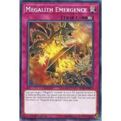 YGO IGAS-EN072 Émergence Mégalithe / Megalith Emergence