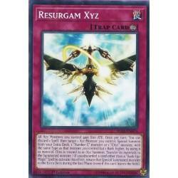 YGO IGAS-EN074 Resurgam Xyz