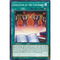 YGO IGAS-EN084 Execution of the Contract