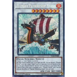 YGO IGAS-EN087 Plunder Patrollship Brann