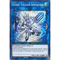 YGO IGAS-EN096 Codeur Bavard à l'Envers / Code Talker Inverted