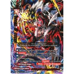 "BFE S-CBT03/0008EN RRR Annihilating Evil Demonic Dragon, Belial ""Hellbeast"""