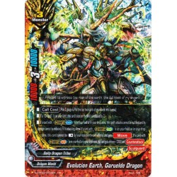 BFE S-CBT03/0009EN RR Evolution Earth, Garuelde Dragon
