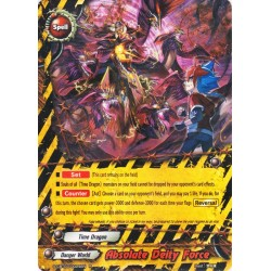 BFE S-CBT03/0024EN R Absolute Deity Force