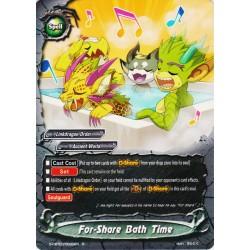 BFE S-CBT03/0029EN R For-Share Bath Time