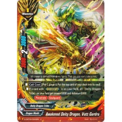 BFE S-CBT03/0042EN U Awakened Deity Dragon, Vutt Gardra