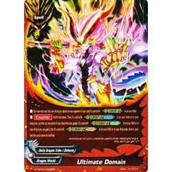 BFE S-CBT03/0046EN U Ultimate Domain