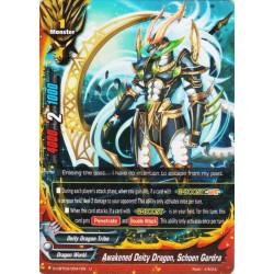 BFE S-CBT03/0041EN Foil/U Awakened Deity Dragon, Schoen Gardra