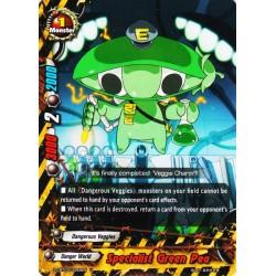 BFE S-CBT03/0049EN Foil/U Specialist Green Pea