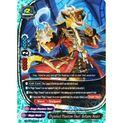 BFE S-CBT03/0051EN Foil/U Dignified Phantom Thief, Bellamy Heart
