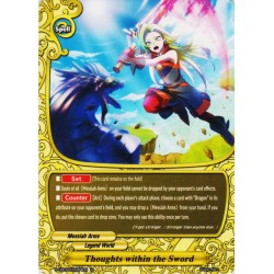 BFE S-CBT03/0064EN Foil/U Thoughts within the Sword