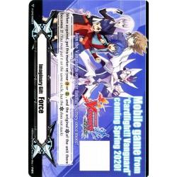 CFV V-EB13 V-GM2/0066EN Imaginary Gift Marker II Force II Mobile Game Tag Vanguard Zero