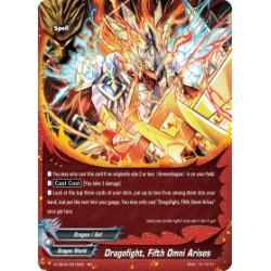 BFE S-UB05/0010EN RR Dragofight, Fifth Omni Arises
