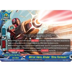 "BFE S-UB05/0018EN RR Mirror Hero, Einder ""Eins Formula"""