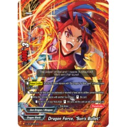 "BFE S-UB05/0022EN R Dragon Force, ""Sun's Bullet"""