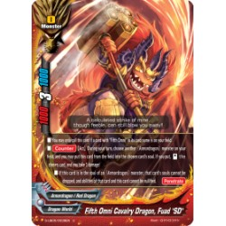 "BFE S-UB05/0039EN U Fifth Omni Cavalry Dragon, Fuad ""SD"""