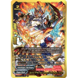 BFE S-UB05/S001EN SP Apical Fifth Omni Dragon Lord, Mugen Drum