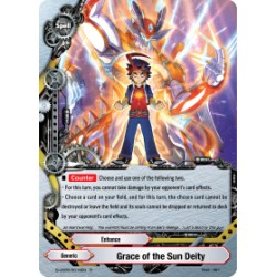BFE S-UB05/0019EN Foil/R Grace of the Sun Deity