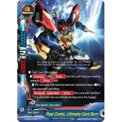BFE S-UB05/0025EN Foil/R Paal Combi, Ultimate Card Burn