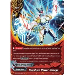 BFE S-UB05/0042EN Foil/U Sunshine Powercharge