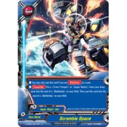 BFE S-UB05/0051EN Foil/U Scramble Space